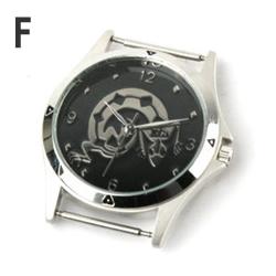 時計文字盤F